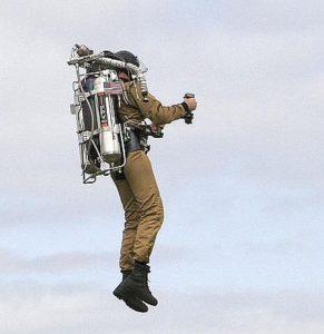 rucsac zburator