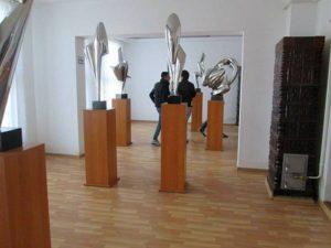 sculptura metal