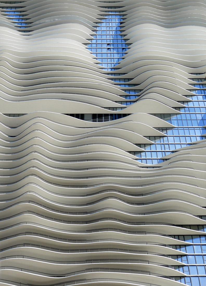 waterjet arhitectural fatada